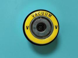 vakuumledningen i patientrummet foto