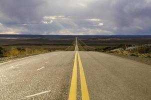 väg 40, Patagonien foto