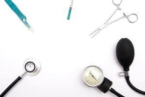medicinskt material foto