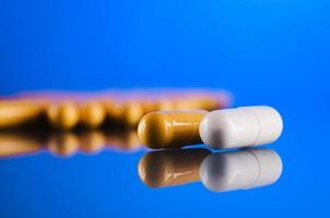 medicinska piller foto