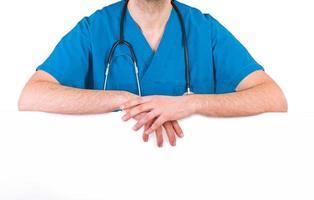 medicinsk doktor.