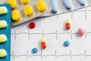 medicinska läkemedel foto