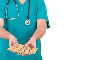 medicinsk doktor. foto