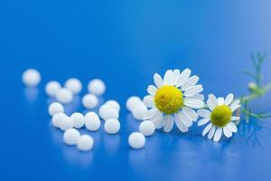 homeopatisk medicin foto