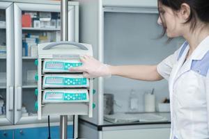 medicinsk infusionspump