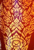 thai mönster foto