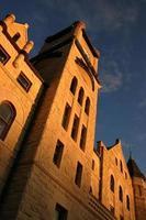 slottets hus foto