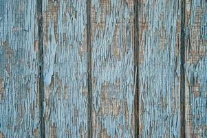 blå texturerad och abstrakt träfärg väderbitna naturliga mönster foto