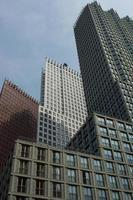 highrise kontorsbyggnader foto