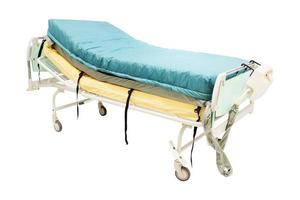 medicinsk säng foto
