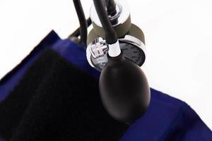 blodtrycksmätare medicinsk utrustning foto