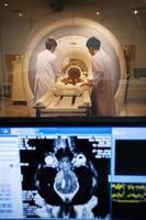 veterinär läkare arbetar foto
