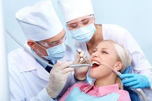 tandvård foto