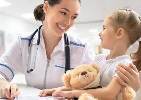 barnläkare foto
