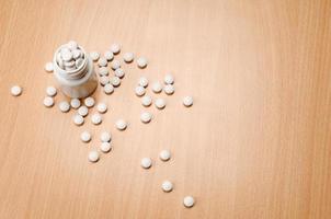 receptbelagd medicin foto