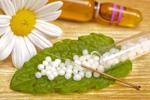 alternativ medicin foto