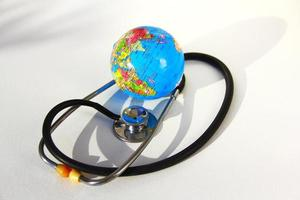 global sjukvård foto