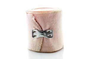 elastiskt bandage foto