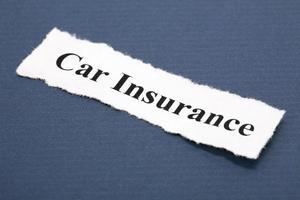 bilförsäkring foto