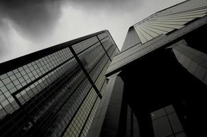 skyskrapor foto