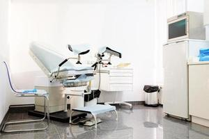 gynekologisk stol foto