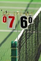tennis poäng foto