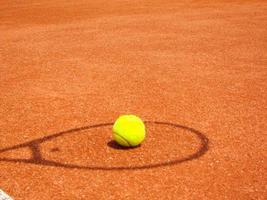 tennisbana foto