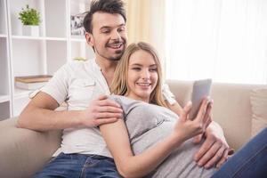 gravid kvinna foto
