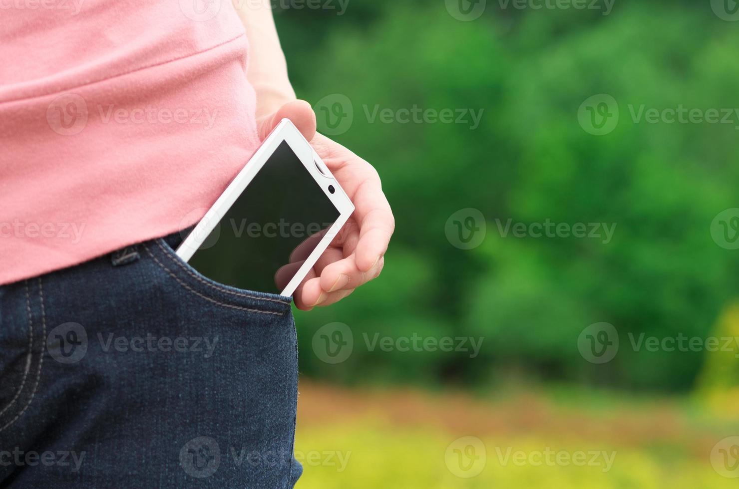 slimme telefoon foto