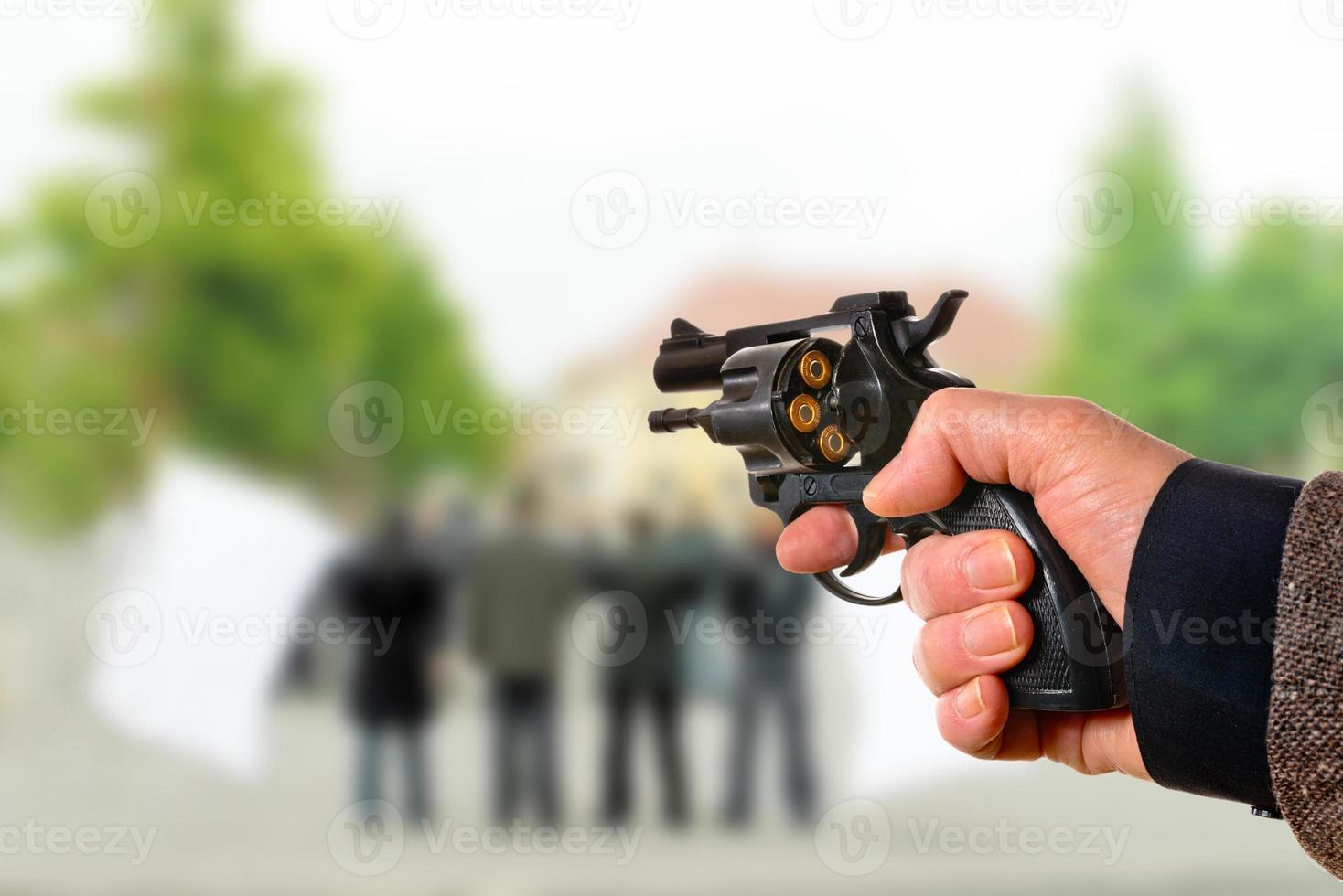 moordenaar foto