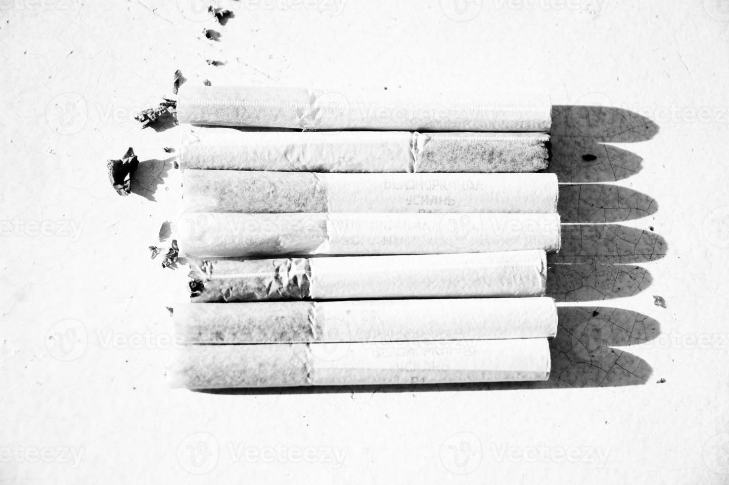 "sovjet sterke sigaretten ""belomorkanal"" foto"