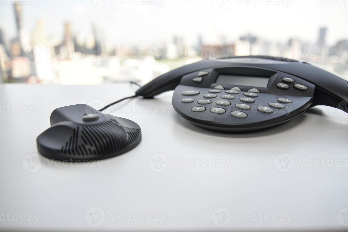 ip telefoon - conferentieapparaat foto