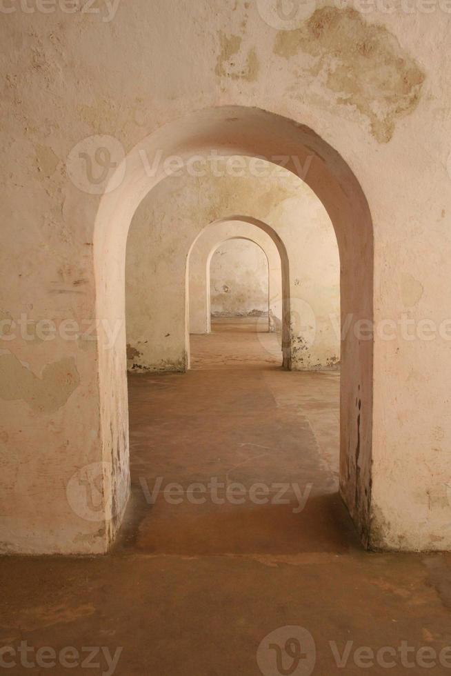 archways - koloniaal foto