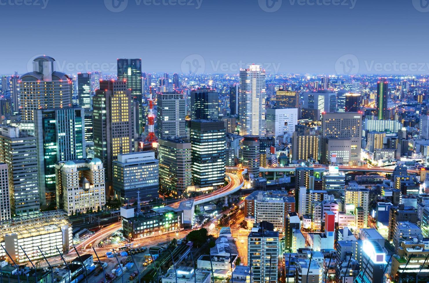 Osaka Japan foto