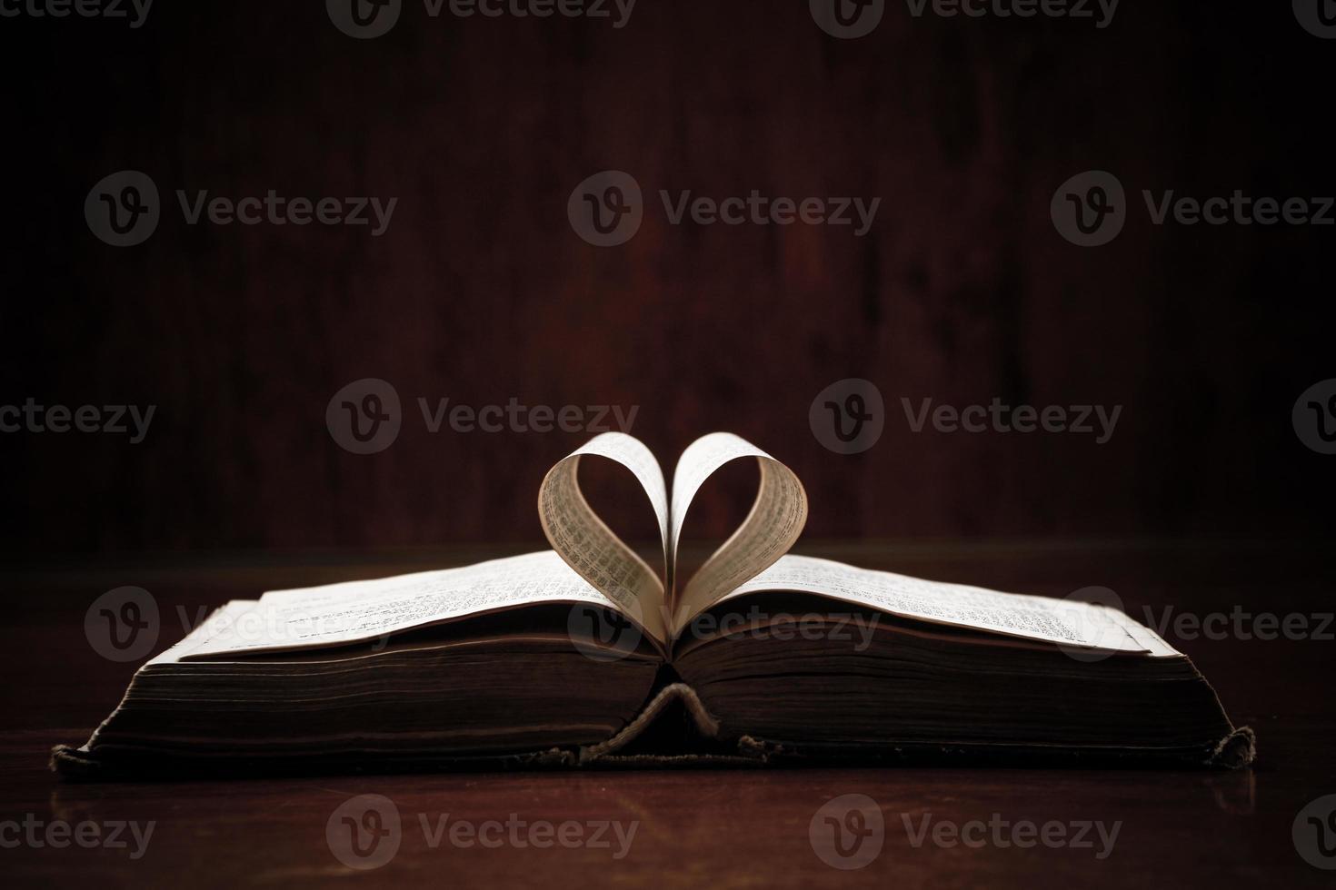 God is liefde foto
