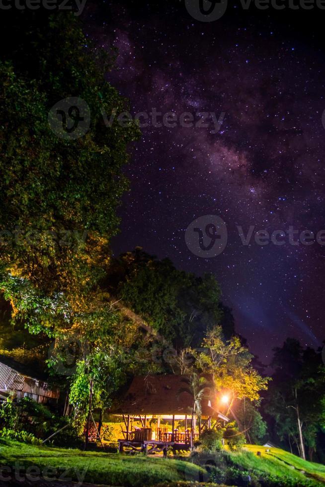 melkweg deep sky foto
