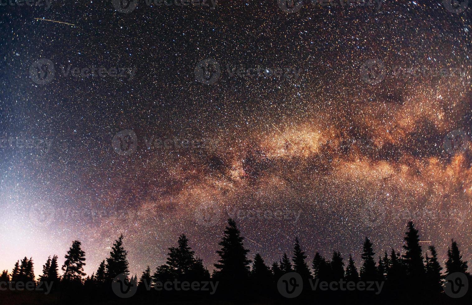 diepe hemel astrofoto foto