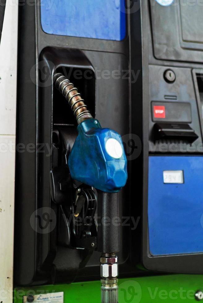 brandstofpompen foto