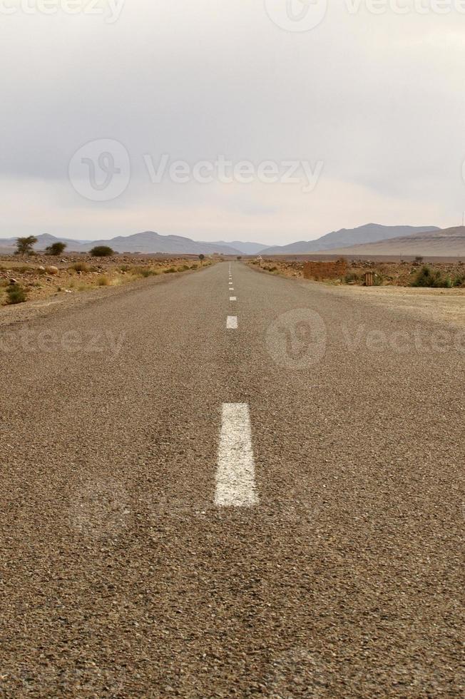 uit de woestijn foto