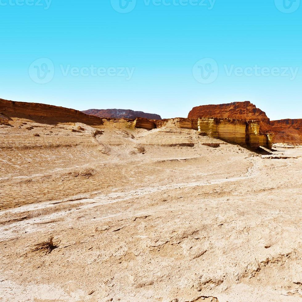 judean woestijn foto