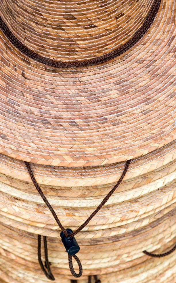 hoed stapel foto