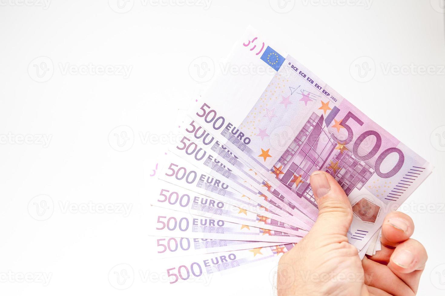 euro's foto