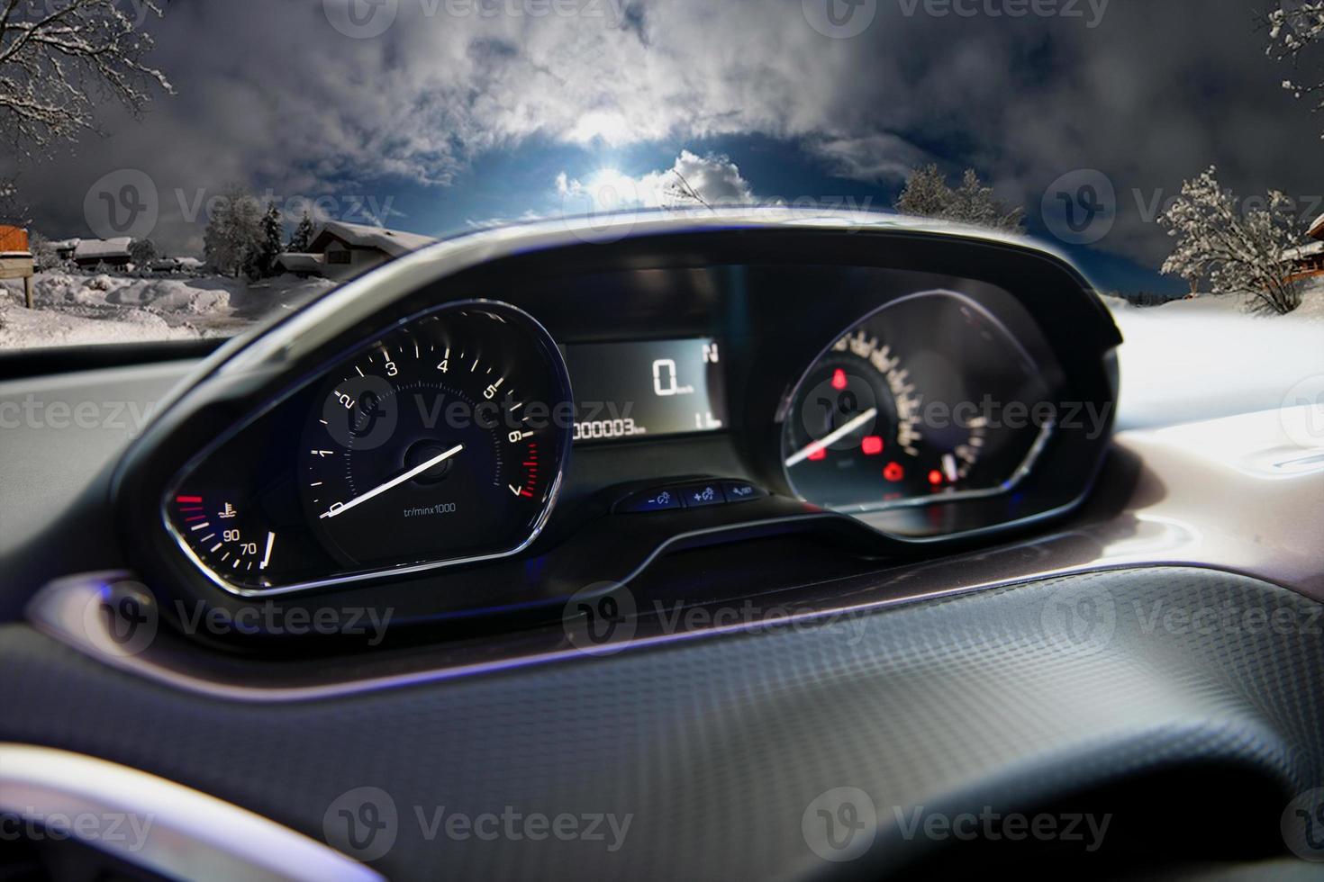 auto-interieur foto