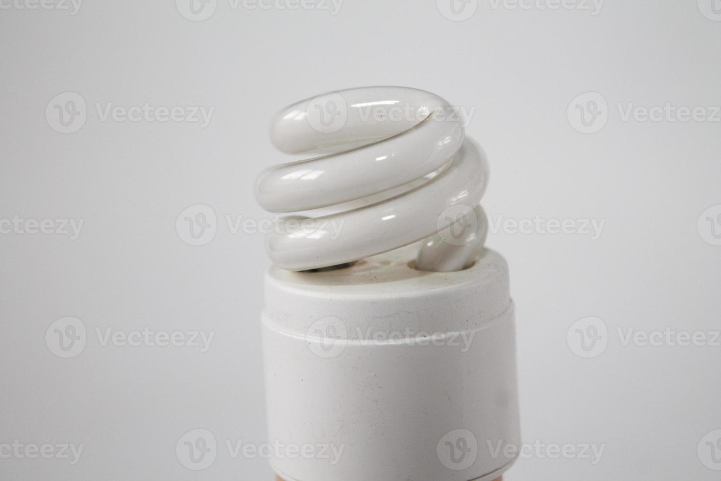 witte lamp foto