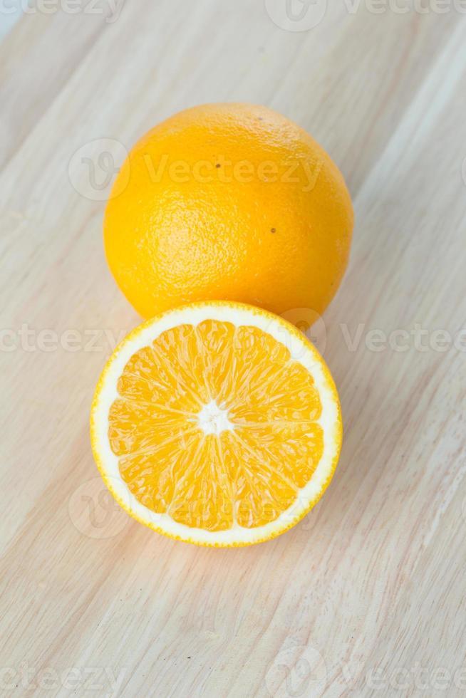 oranje foto