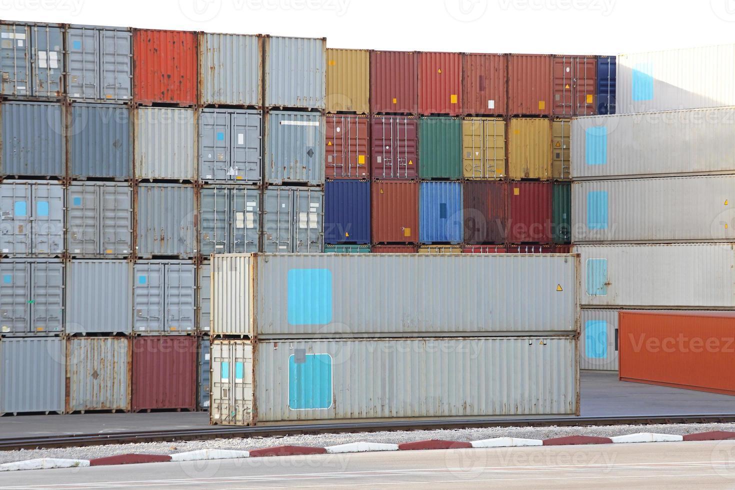 containerterminal foto