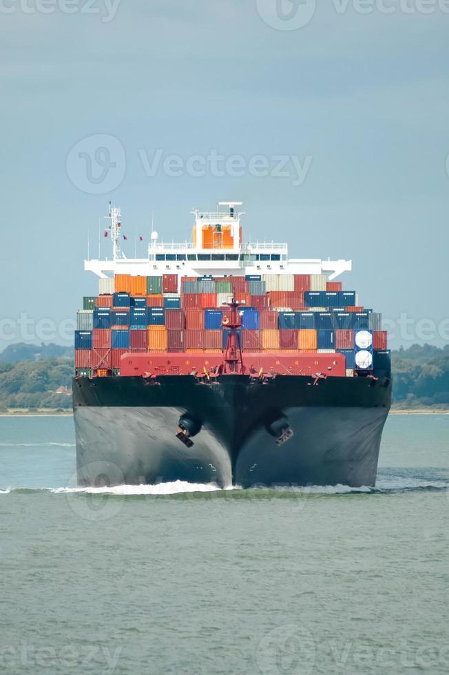 vrachtschip foto