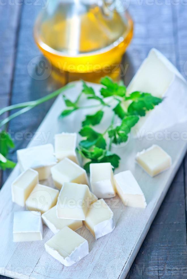 Camembert foto