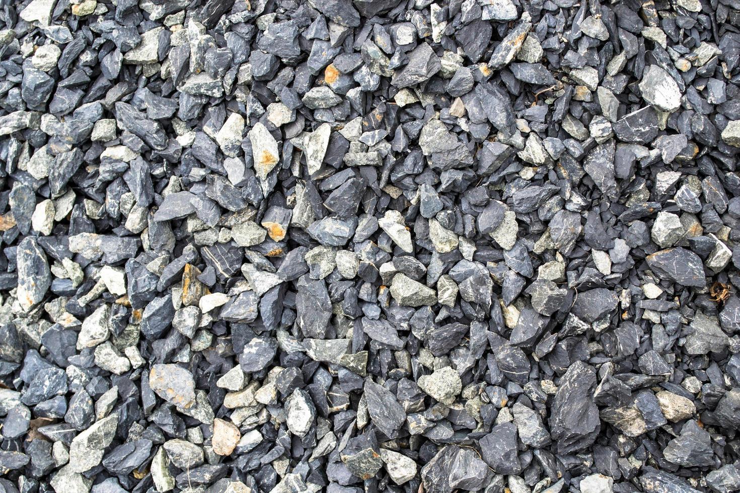verbrijzelde steen foto