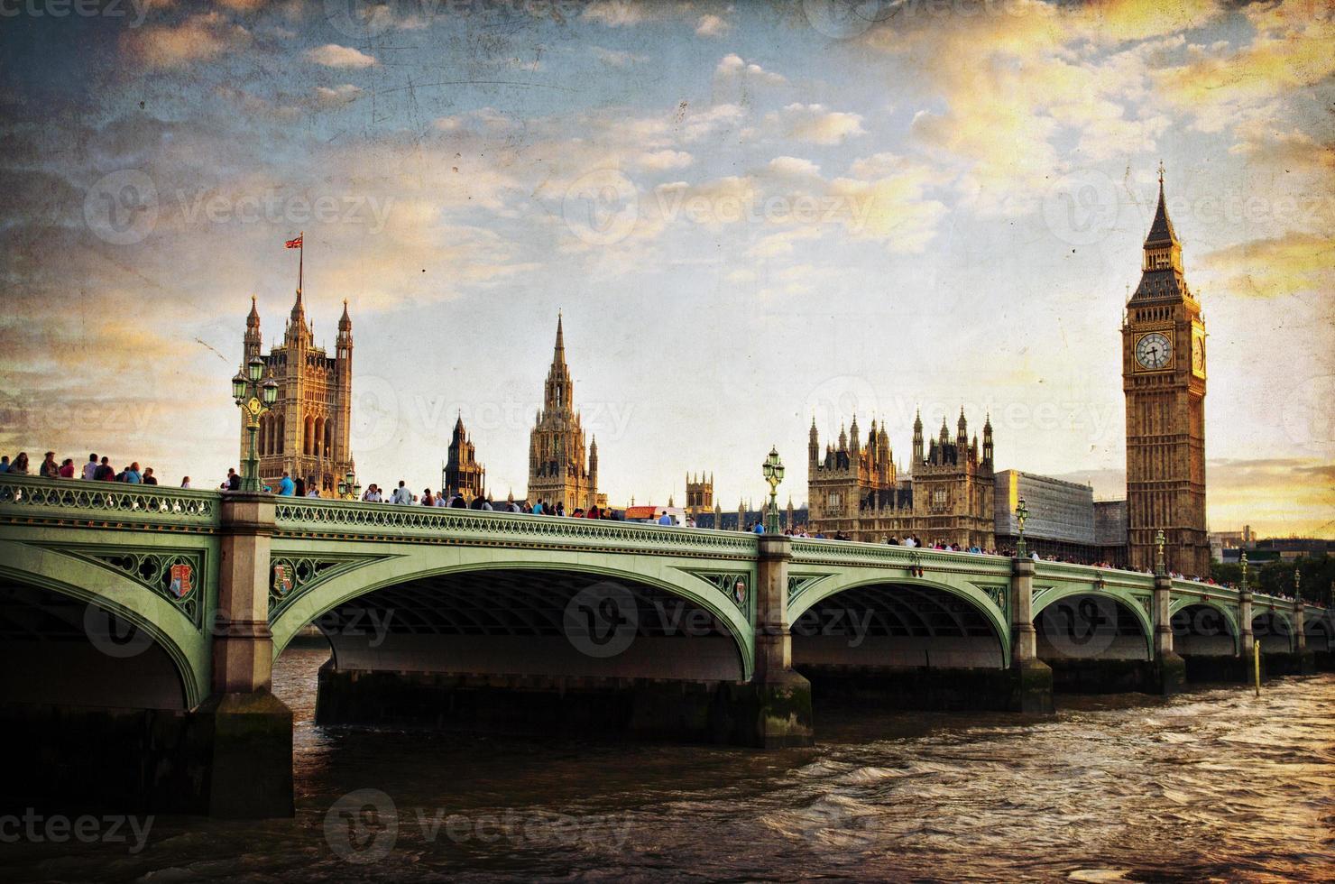 Londen foto